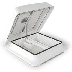 FIAMMA VENT 40X40 WHITE / FUMÉ / CRYSTAL AND SPARE PARTS