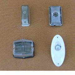 Front Marker Lights