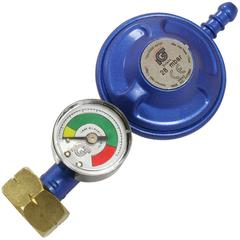 IGT Butane Regulator with Gas Level Gauge (Manometer)