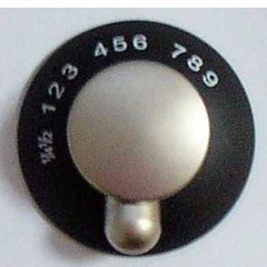 Spinflo Oven Knobs