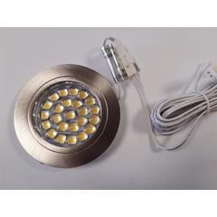 light led downlight slim recess - cool