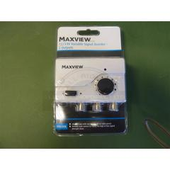 Maxview 1 set Variable Gain Signal Booster 12 d.c