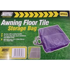 Maypole Floor Tile Storage Bag