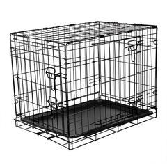 Metal Fold Flat Crate - Small