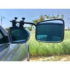 Milenco Falcon Super Steady Twin pack mirrors