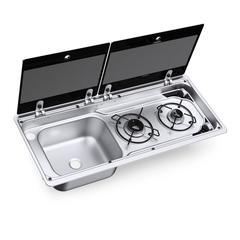 Dometic Smev MO9722 Sink and Hob