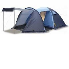 Brunner Meteor 4 Man Tent