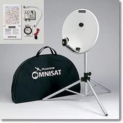 Maxview Omnisat Satellite Kit Holdall