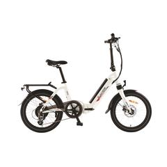 Narbonne E-Scape Comfort Plus 20-inch folding electric bicycle
