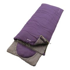 Outwell Contour Lux Sleeping bag (Eggplant Purple)