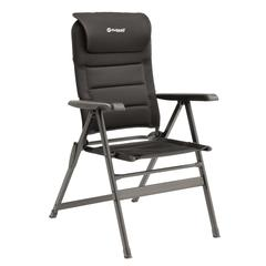 Outwell Kenai Adjustable Folding Camping Chair (Black)