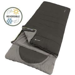 Outwell Sleeping Bag Contour Midnight Black