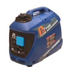 P1PE P1000i 1000W Portable Petrol Inverter Suitcase Generator