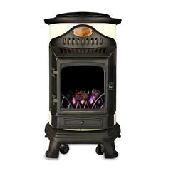 Provence Gas Heater - Cream