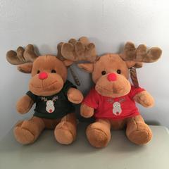 Rudolf the Reindeer in xmas Tshirt
