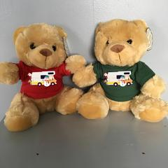 Stocking Filler Christmas Teddy in Cute Xmas designs Tshirt