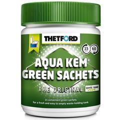 Thetford Aquakem Green Sachets (15 sachets)