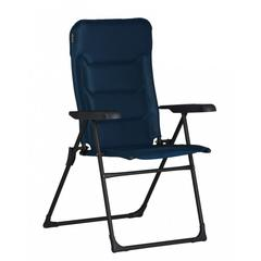 Vango Hyde Camping Chair Tall (Med Blue)