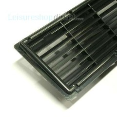 Fridge vent 5039 - black