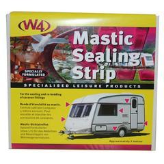 W4 Mastic Sealing Strip (19mm) - Grey