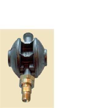 Gaslow Connector W20 x 1/4in LH 01-1681