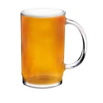 Beer Mug Clear