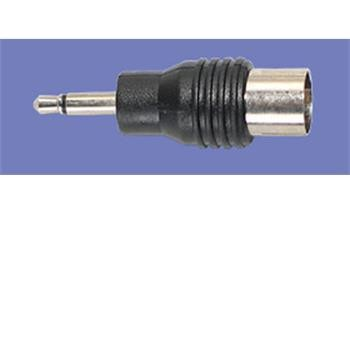 Vision Plus Coaxial Coupler to 3.5mm Jack plug
