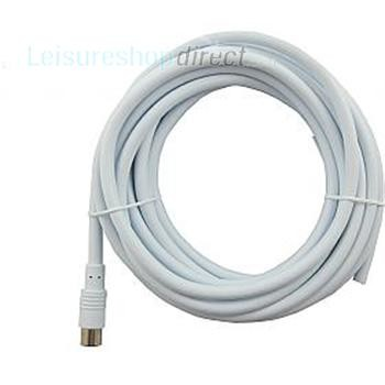 Vision Plus 5M Coax Cable with Coax Plug