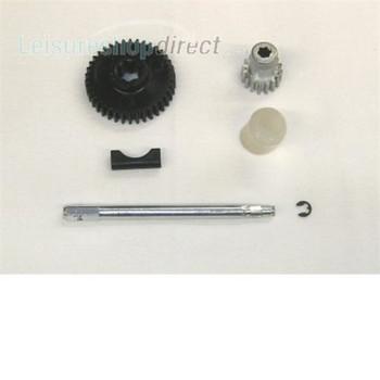 Gearwheel kit for Remis Vario II, 700 x 500