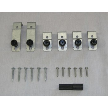 Remis Vario 2 Mounting Brackets 36-45mm for (400 x 400 Rooflight)