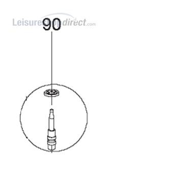 SMEV Thermocouple 450mm