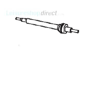 SMEV Grill Thermocouple 450mm