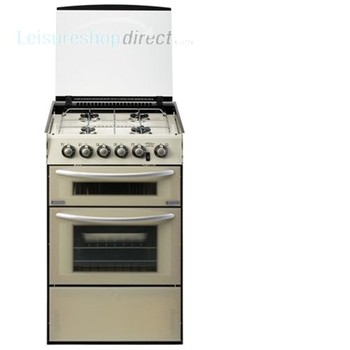 Spinflo Caprice Mk 3 Cooker - Stainless Steel