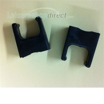 Tube Clip 16mm pack 2