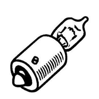 Halogen Bulb 12v 10 watt Ba15s