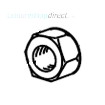 Dometic Nut