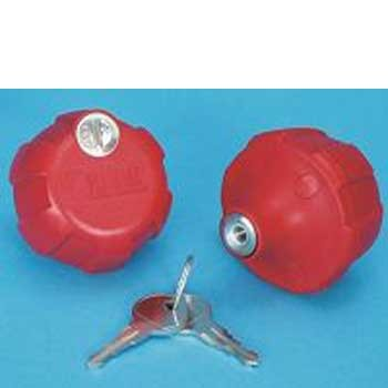 Anti Theft Knob for Fiamma Carry-Bike Racks
