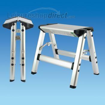 Aluminium Step Folding