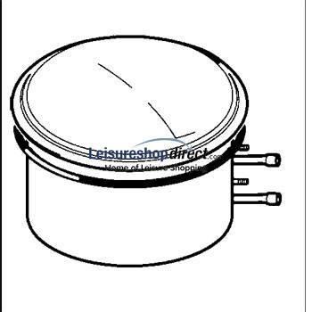 Truma Boiler Water Container 14L