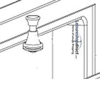 Dometic Locking Pin