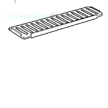Dometic Shelf,White