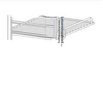 Dometic Lower Shelf