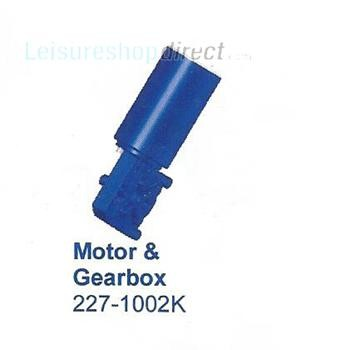 Reich Economy Move Control Motor and Gearbox