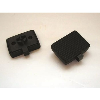 Mirror Pads for screw clamps for Grand & Aero Milenco mirrors