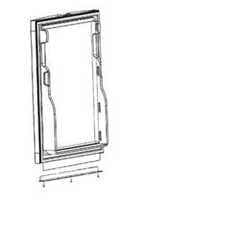 Dometic Curved Door