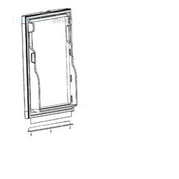 Dometic Door, Bent