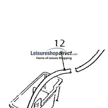Dometic Tube Drain