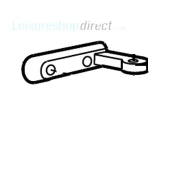 Dometic Middle Hinge