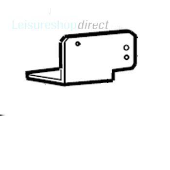 Dometic Angle Fixing Bracket Left