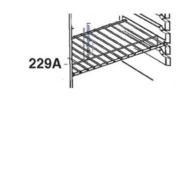 Dometic Lower Shelf Chrome